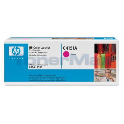 HP COLOR LASERJET 8500 TONER MAGENTA